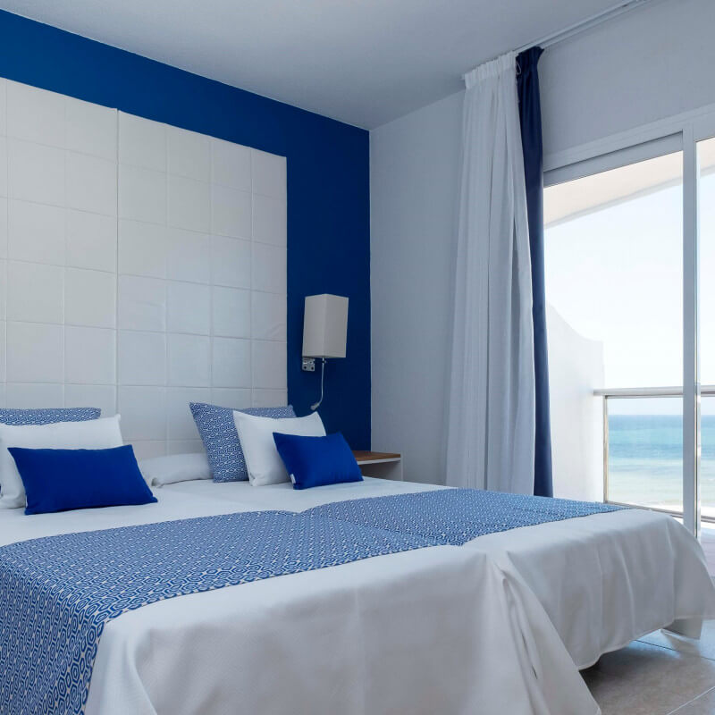 Blue accommodations Sandos Costa del Sol home